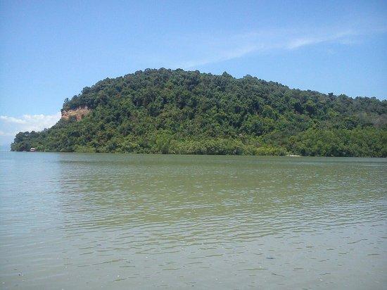 Ismail Ikan Bakar: Pulau Jerejak