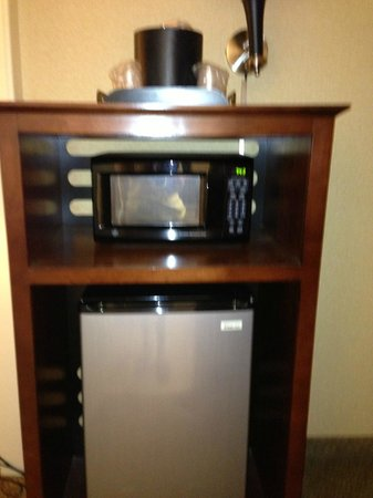 Residence Inn Las Vegas Convention Center: appliances