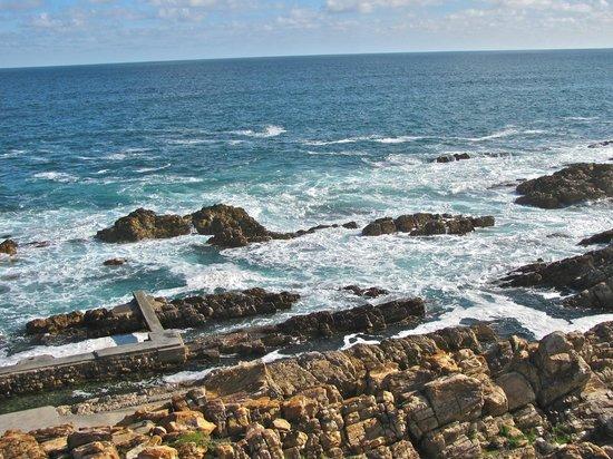 The Point Hotel & Spa: Ocean views