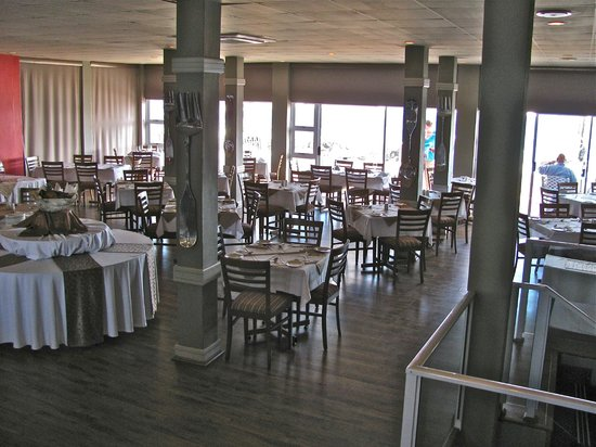 The Point Hotel : Dining room