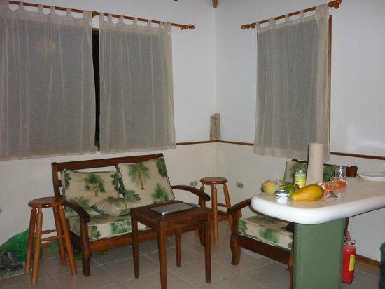 Villas Solar: Lounge Area