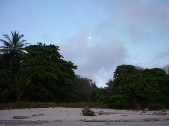 Villas Solar: Moon rise