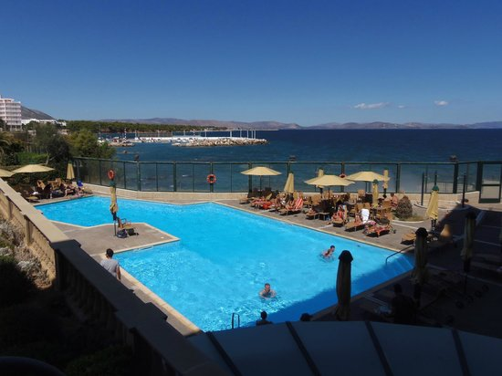 Aquamarina Hotel : The swimming pool