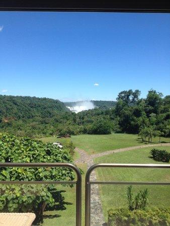 Melia Iguazu : View from the room