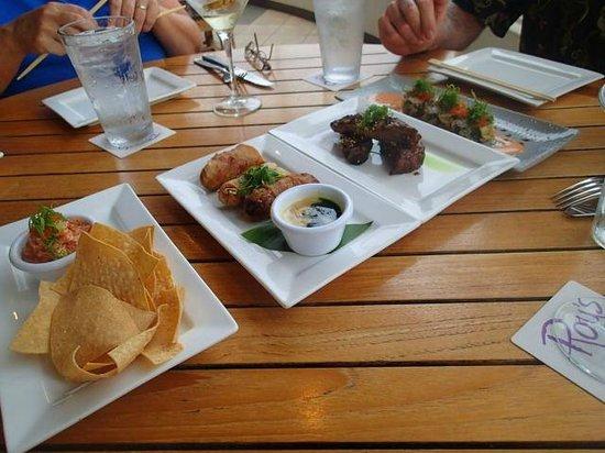 Roy's Restaurant : Pupus at Roy's Kapolei