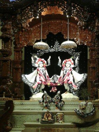 ISKCON NVCC Temple: Radhe Krishna