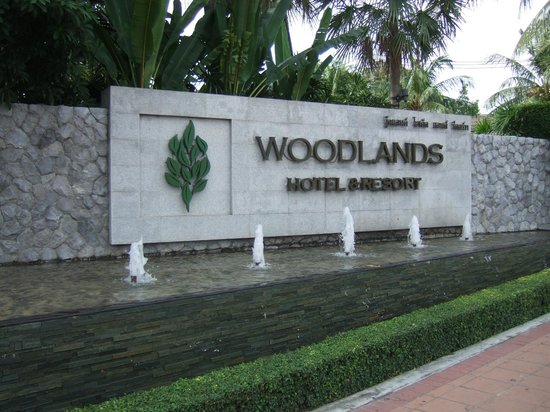 Woodlands Hotel & Resort: kannbann