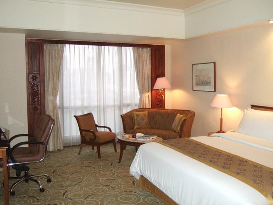 The Sultan Hotel & Residence Jakarta : room