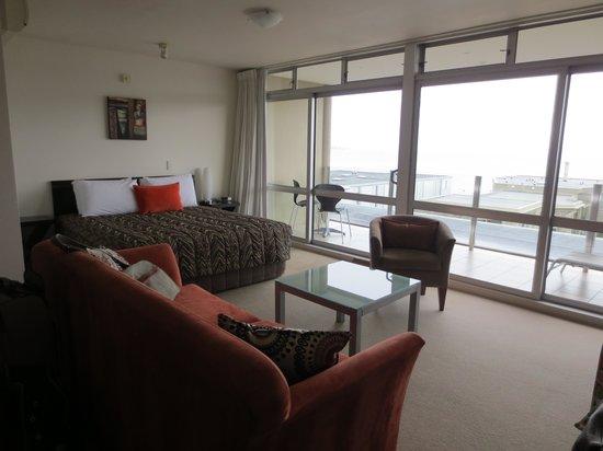 The Reef Resort: Overlooking Lake Taupo