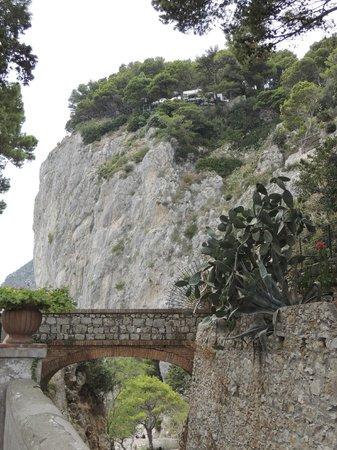 Gardens of Augustus: Beautiful views everywhere