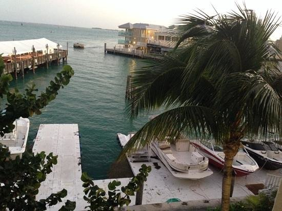 Ocean Key Resort & Spa : balcony view from suite 311