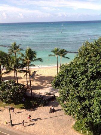 Aston Waikiki Beachside Hotel : TOP SPOT