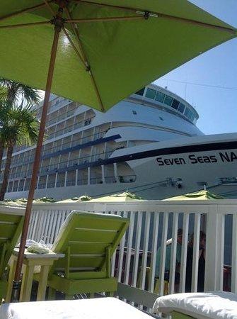 Ocean Key Resort & Spa : pool deck