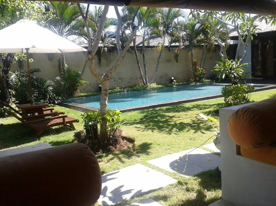 Sekar Nusa Villas: Private pool in 2bedroom villa