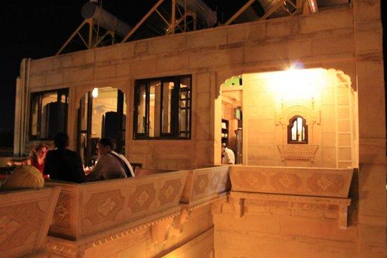 Hotel Pleasant Haveli: Restaurant