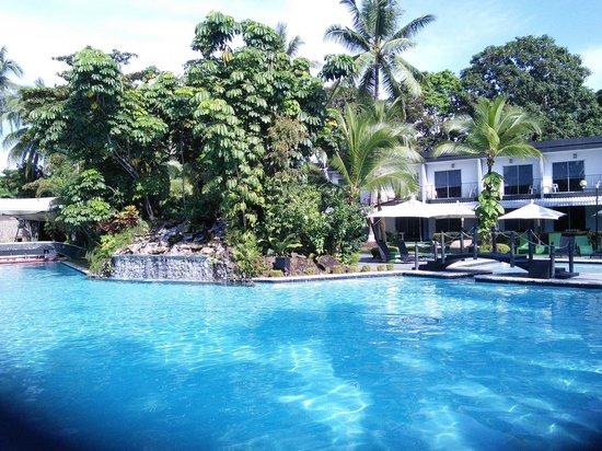Riande Aeropuerto: Nice pool