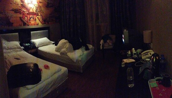 Shanghai Fish Inn Bund: Room