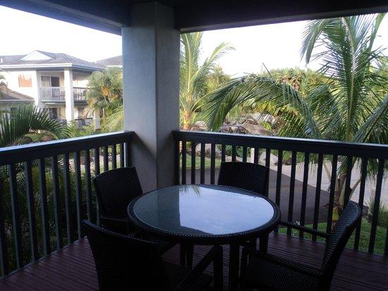 Wyndham Bali Hai Villas: Balcony