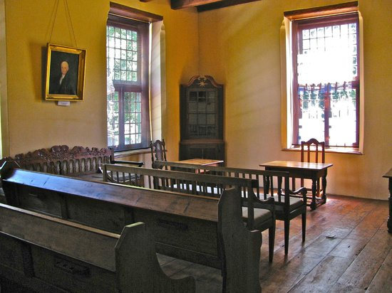 Drostdy Museum: Where govt meeting took place