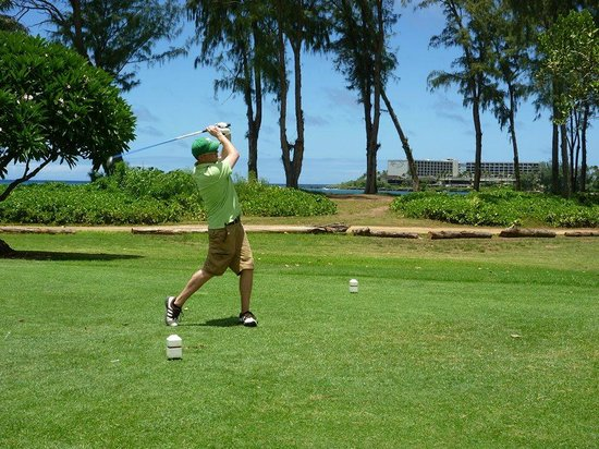 Sunset Beach Park: The Fazio Course at Turtle Bay