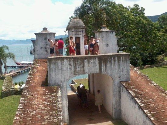 Canasvieiras: VISITA A FORTE