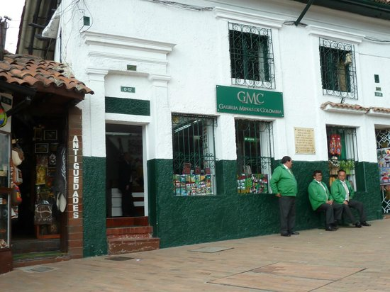 Bogotá, Kolumbien: A Wonderful Emerald Shop!!!