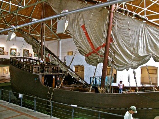 Bartolomeu Dias Museum Complex: the ship