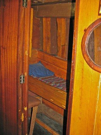 Bartolomeu Dias Museum Complex: captains room