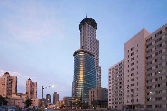 Novotel Atlantis Shanghai: Hotel Building 酒店外观