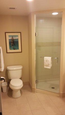 Marriott's Timber Lodge: Bathroom 1 BR Suite