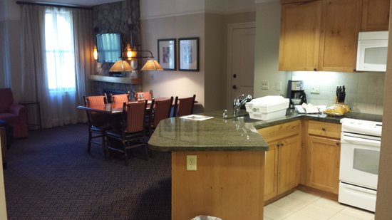 Marriott's Timber Lodge: 1 BR Suite