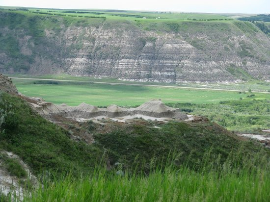 Horsethief Canyon : Green beautiful valley this year
