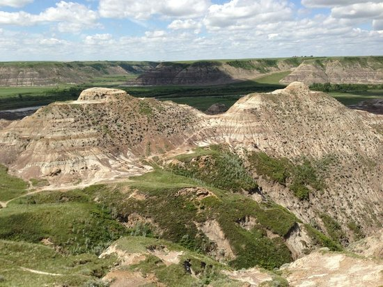 Horsethief Canyon : the view