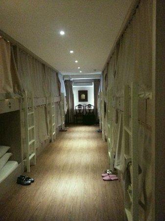 Adler Luxury Hostel: Nice Atmosphere