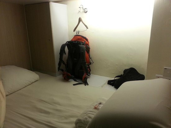 Adler Hostel: Cozy bed