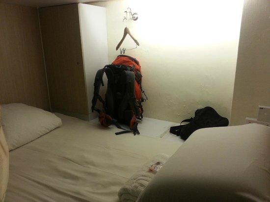 Adler Luxury Hostel: Cozy bed