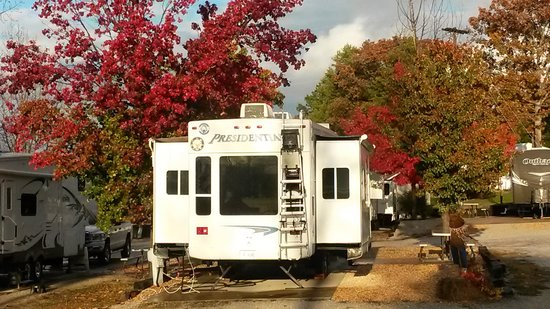 Branson View Campground Branson Missouri