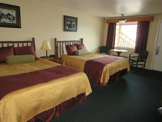 Antler Inn: comfortable beds