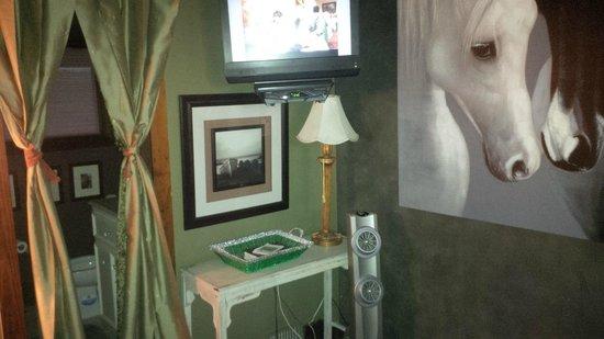 La Villa Vista: Room
