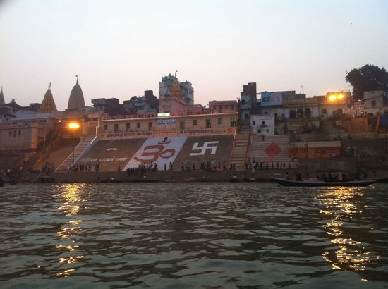 Hotel Temple on Ganges: Jian Ghat