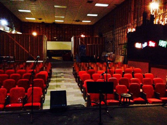 Rialto Theater: Great acoustic space for live music & theater productions!! The gallery is open every weekend, t