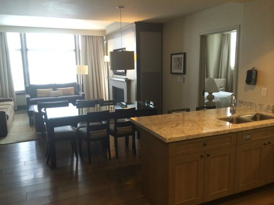 Westin Riverfront Resort & Spa: One-Bedroom Suite