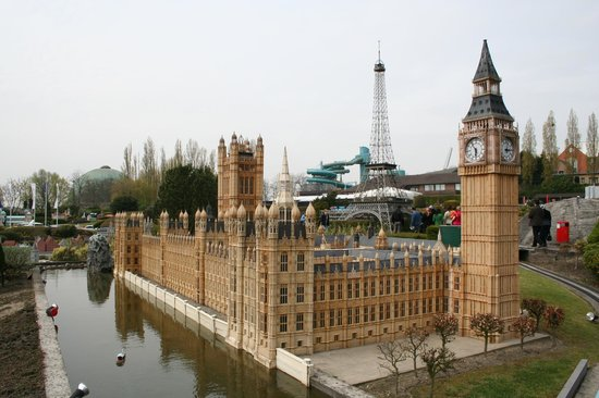 Mini-Europe - London
