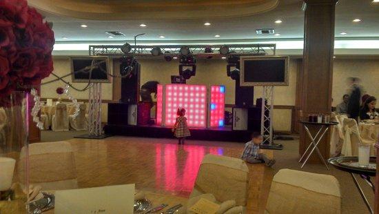 Hotel Fresno Galerias: Salón Los Pinos