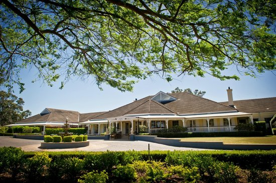 Kirkton Park Hotel Hunter Valley: Exterior