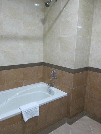 Pacific Hotel & Spa: bathroom