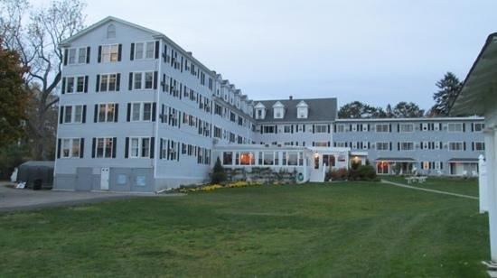 Nonantum Resort : It feels more like an Inn
