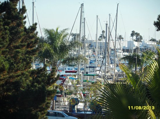 BEST WESTERN Yacht Harbor Hotel : of the Yacht Harbor