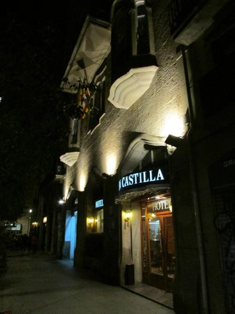 Meson Castilla Atiram: l'hotel