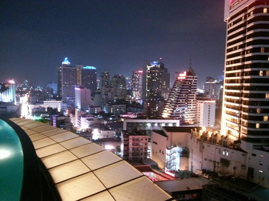 Shama Sukhumvit Bangkok: View from Pool